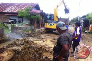 Drainase Lingkungan Kementerian PUPR Tetap Dirampungkan