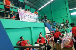 Kontingen Tabalong Peringkat Tujuh Di Paralimpik