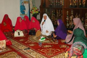 Ibu-ibu PKK Gelar Doa Bersama Untuk Palestina