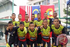 SSB Batu Agung Juara Malaysia Cup 2017
