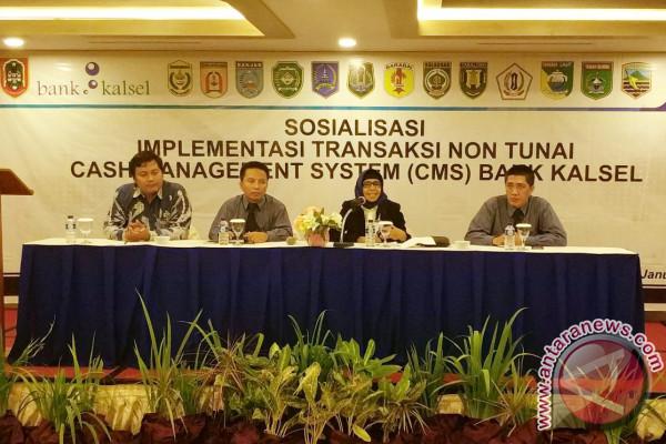 Bank Kalsel Gencar Sosialisasikan Transaksi Non Tunai