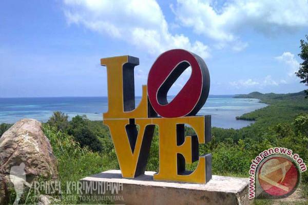 Pulau Cinta diharapkan Ransang Wisatawan Kunjungi Karimun