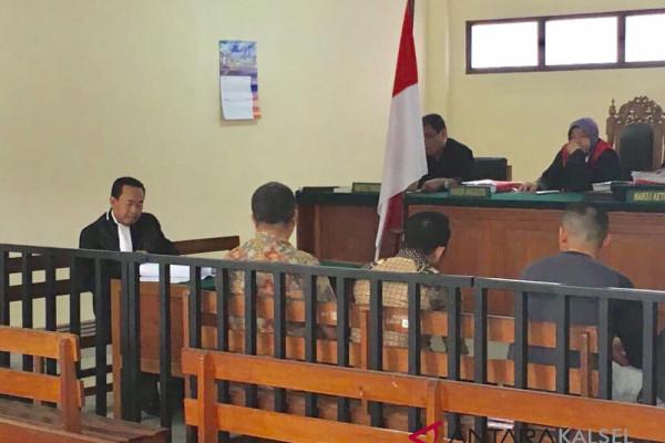 JPU Tuntut Berbeda Tiga Terdakwa Penipuan Batubara