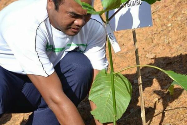 Polres Tanah Bumbu Dukung Revolusi Hijau
