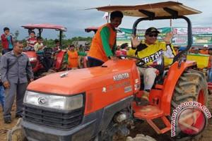 Perluasan Lahan Jagung Kotabaru 117 Hektare