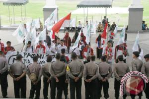 Mahasiswa Kalsel Tolak Pertambangan Batubara Di HST