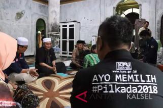 KPUD HSS Laksanakan Gerakan Coklit Serentak