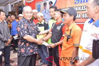 Silaturahmi Forum Komunikasi Pemadam Dan Relawan Daha
