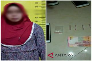 Polisi Tangkap Ibu Rumah Tangga Simpan Narkoba
