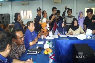 16 Parpol di Banjarbaru Lolos Verifikasi Faktual