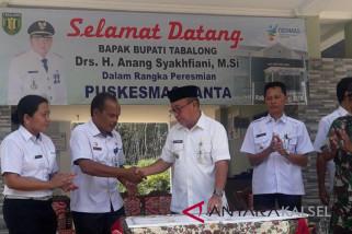 Pertamina Tanjung  dukung relokasi  Puskesmas Jaro
