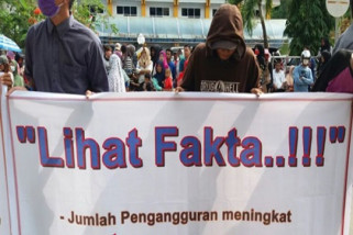 Ribuan Pendukung Silo Gelar Aksi Damai