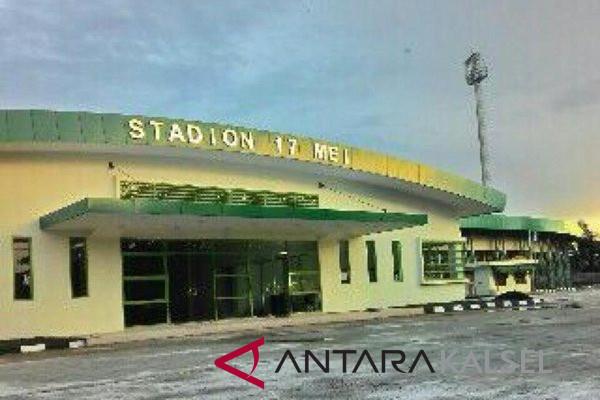 Stadion 17 Mei Jamin Markas Tanding Barito