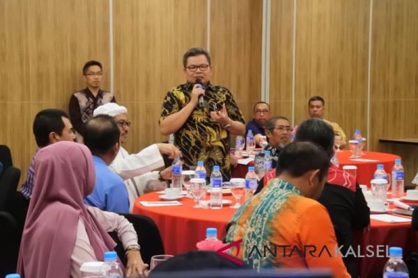 Dua Tahun Kepemimpinan Ansharuddin - Seluruh Warga Dilayani BPJS