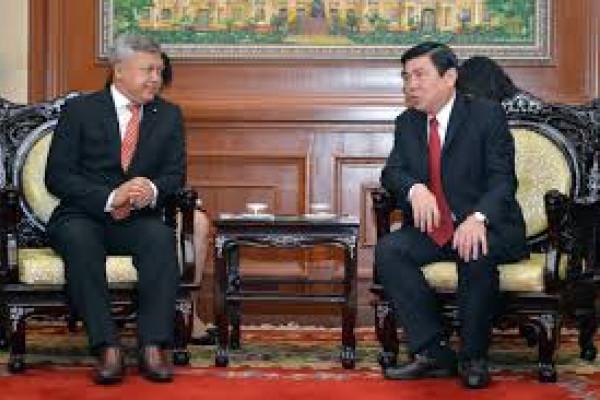 Perdagangan Indonesia-Vietnam Capai 6,5 Miliar Dolar AS