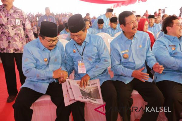 Gubernur Berharap Wartawan Bantu Promosikan Wisata Kalsel