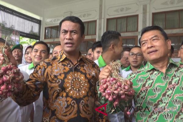 Mentan : Indonesia Ekspor Bawang Merah Ke-Enam Negara