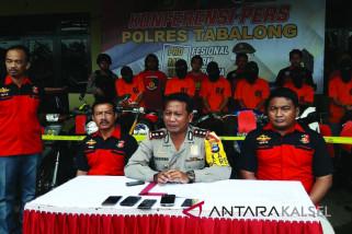 Operasi Kepolisian Jaran Intan 2018