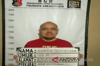 Polisi Tangkap Pelaku Penipuan Sewa Tongkang