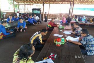Diskominfo Gelar Rapat Bersama Tim Website Batola