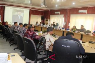 DPRD Balangan Pelajari Pengelolaan Parkir Kota Palangkaraya
