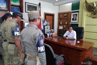 Penjabat Bupati Awali Tugasnya di Tapin