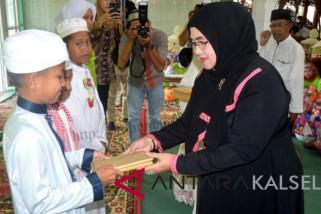 Khatam Quran Di Masjid Al Qudus