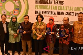 Media Center Diskominfo Tabalong Raih Penghargaan Nasional