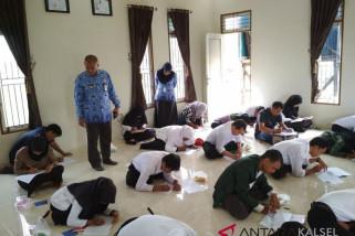 125 Orang Ikuti Seleksi Perangkat Desa Ala Kecamatan Tatah Makmur