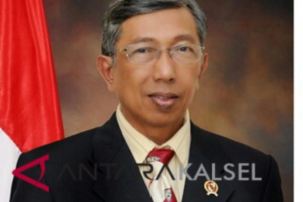 Gusti M Hatta Pimpin Senat, ULM Siapkan Pemilihan Rektor