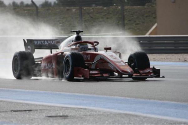 Sean Gelael siap tes Formula 2 di Bahrain