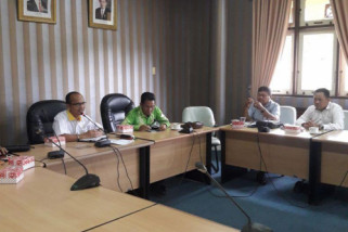 DPRD Konsultasikan Ketahanan Pangan Dengan Kementan