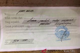 Pedagang Di Barabai Dimintai Uang Kebersihan Rp50 Ribu