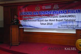Launching Gakkumdu Pilkada 2018