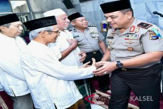 Kapolda Jumat Keliling Di Masjid At Tanwir
