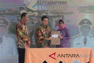 Bank Kalsel dan Pemko Banjarmasin Kerjasama Pengelolaan Uang Transport Ustad/Ustazah