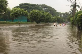 Desa Serongga Kotabaru Kerap Dilanda Banjir