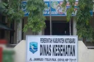 Dinkes Kotabaru Capai Target PAD Rp6 Miliar