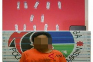 Polresta Banjarmasin Sita 13 Paket Sabu-Sabu Siap Edar
