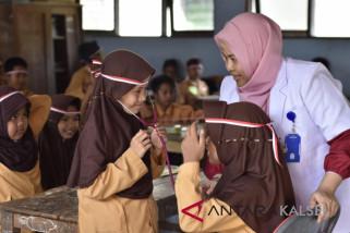 Relawan Kelas Inspirasi Berikan Motivasi Siswa SD