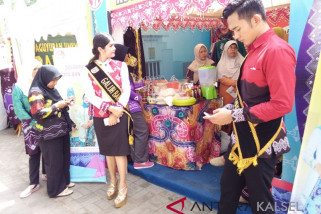 Gelar Banjarmasin Sasirangan Festival Dipastikan Meriah