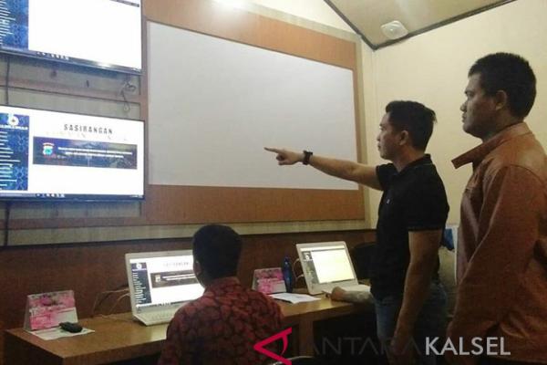 Polres Banjarbaru perketat penjagaan mako