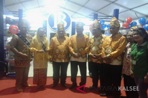 Wali Kota kunjungi stand Bank Indonesia