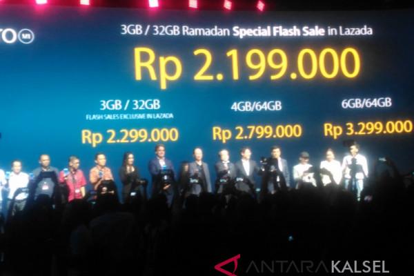 """Flash Sale"" ASUS ZenFone Max Pro M1 di Lazada"
