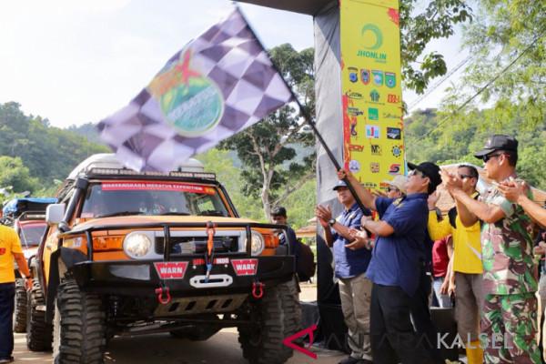Gubernur perkenalkan wisata alam melalui jelajah Meratus