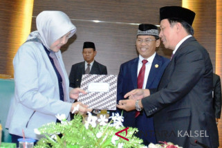 Bupati : Rekomendasari DPRD sesuai penilaian pusat