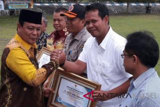 Aktif berpartisipasi PT SAM  terima penghargaan gubernur