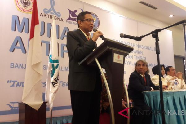 Suryo Hapsoro kembali terpilih jadi Ketum Artipena