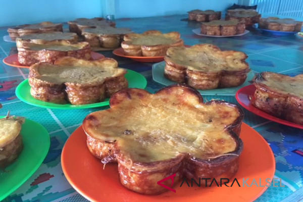 Bingka Thambrin breaks through Brunei