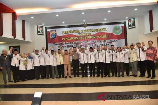 Police chief and ulama agreed to re-echo tolerance in schools